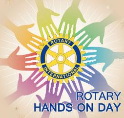 Rotary Hands On Day