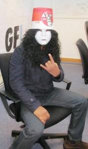 Vivek aka Buckethead - GFI Dundee