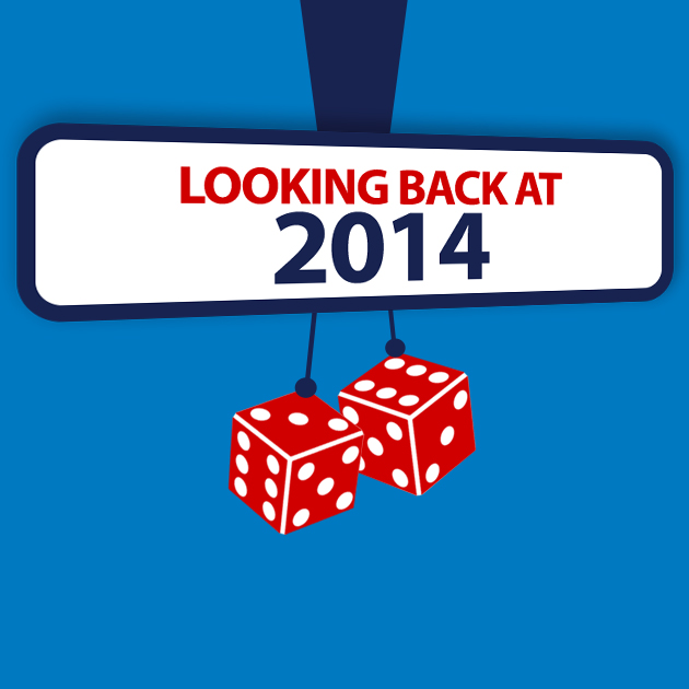 2014 – The technology year in review
