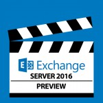 Exchange 2016 preview