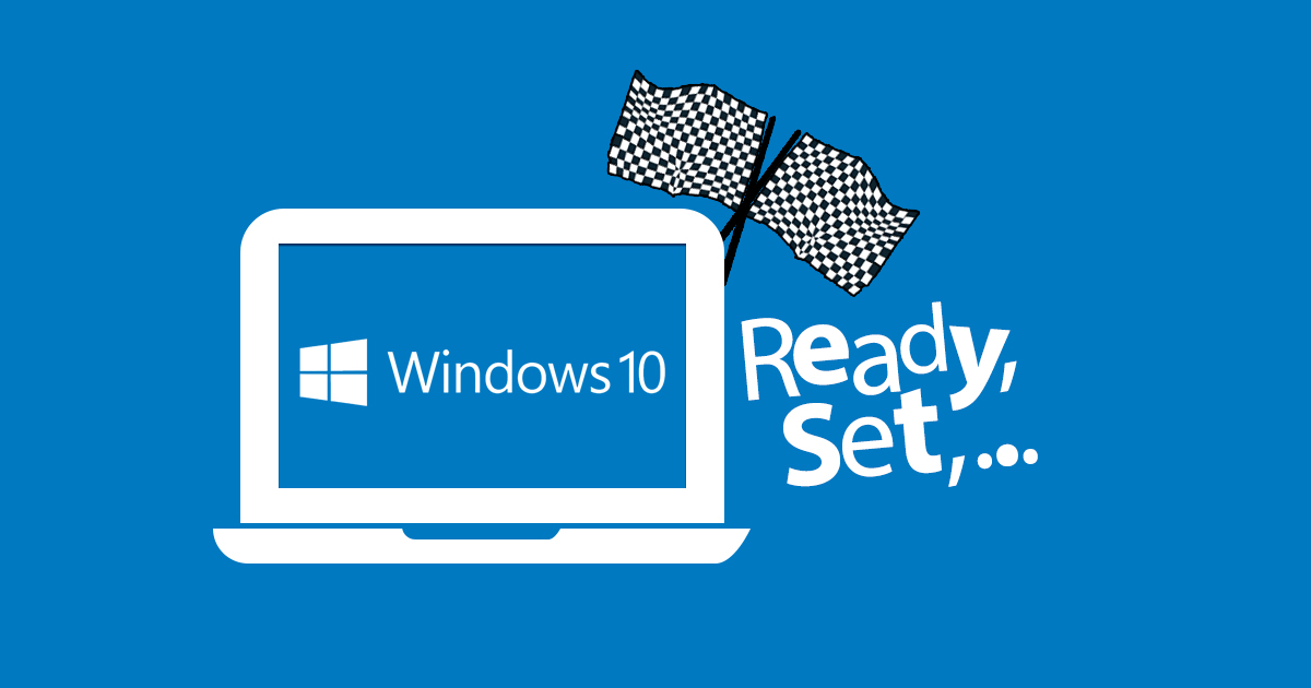 Ten things to do to get ready for Windows 10