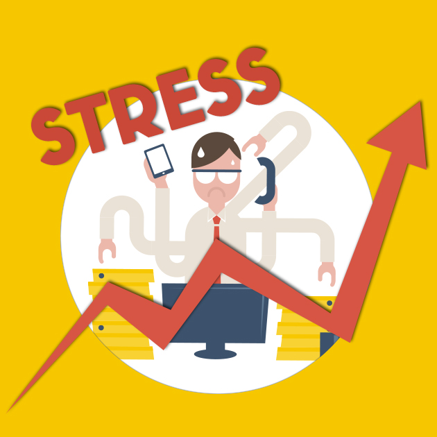 """stress in todays society In addition, they're changing how we as a society look at stress and  """"the  younger generation feels a lot more stress today than they did in the."""